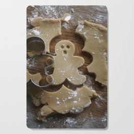 Gingerbread man Cutting Board