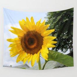 une seule fleur Wall Tapestry