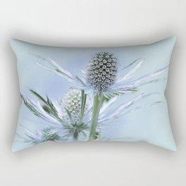Sea Holly Rectangular Pillow