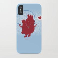Cardio Ambition iPhone X Slim Case