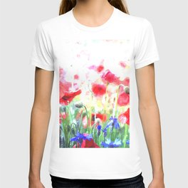 Poppy Haze T-shirt