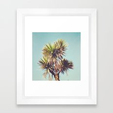 Palm Framed Art Print