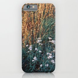 Herbage II iPhone Case