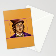 The Wilder Wonka Stationery Cards