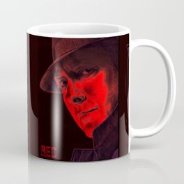 Raymond 'Red' Reddington - Poster Coffee Mug