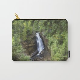 Miners Falls, Munising, Michigan. Carry-All Pouch