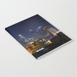 Photography in Downtown. Notebook