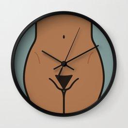 Muff Wall Clock