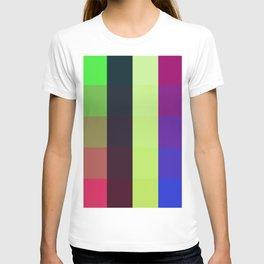 Colour Contrast T-shirt