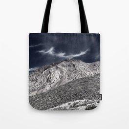 B+W Arizona paranoia pt8 Tote Bag