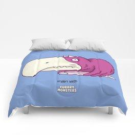 Grumpy Wings Comforters