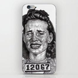 Wowie Zowie!!! iPhone Skin