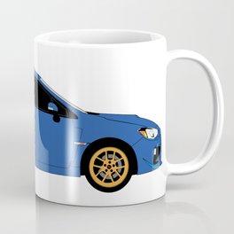 Subaru STi Coffee Mug
