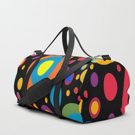 Completely Dotty Duffle Bag