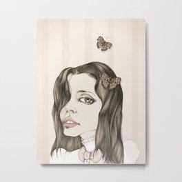 Leticia Dolera Metal Print