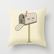 You've Got Spam! Throw Pillow