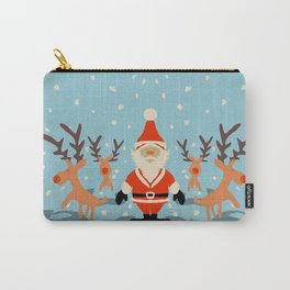 HO HO NOSES! Carry-All Pouch