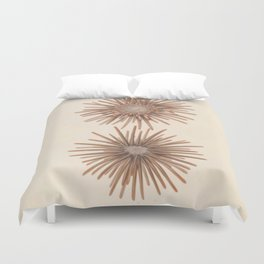 Naturalist Sea Urchins Duvet Cover