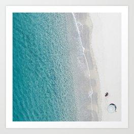 Coast 7 Art Print