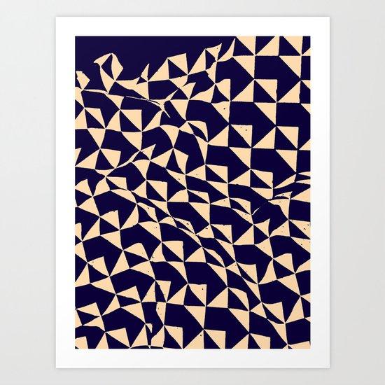 Mill Blu — Matthew Korbel-Bowers Art Print