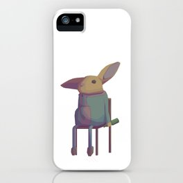 Humanimals - Bunny iPhone Case