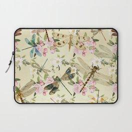 Beatiful Floral Design Laptop Sleeve