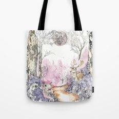 Woodland Magic Tote Bag