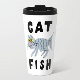 CAT FISH Travel Mug