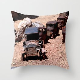Miniatures 1 Throw Pillow