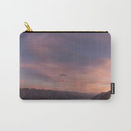Sunset over Lake Wakatipu Carry-All Pouch