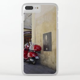 Arles Clear iPhone Case