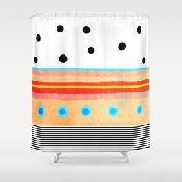 You are my sun and my moon Shower Curtain