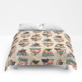 Rat Fairies Comforters