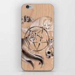 Fox Magic iPhone Skin