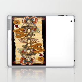 'Cheshire' (Alice in Wonderland Steampunk Series) Laptop & iPad Skin