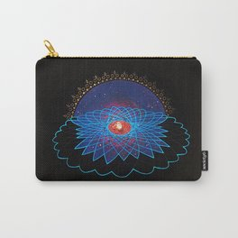 Loving Kindness Meditation Print Carry-All Pouch