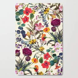 Magical Garden V Cutting Board
