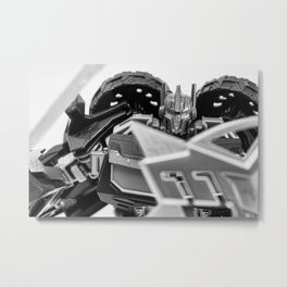 """MAXIMUM OVERDRIVE!"" Metal Print"