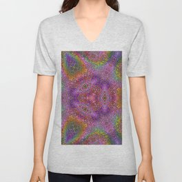 Get Lost in the Colors Unisex V-Neck