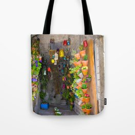 The Enchantress' House Tote Bag