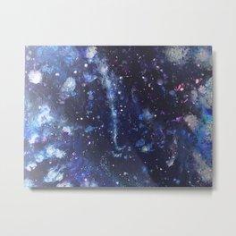 Galaxy in Twilight Metal Print