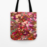 charmaine olivia Tote Bags featuring OLIVIA by Charley Sedgeley