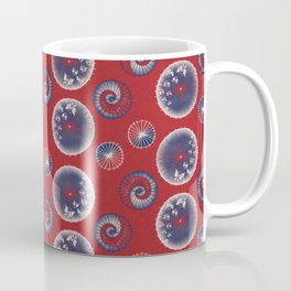 Wagasa (和傘 / Oil-paper umbrella) Coffee Mug