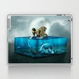 The lost Aquarium Laptop & iPad Skin
