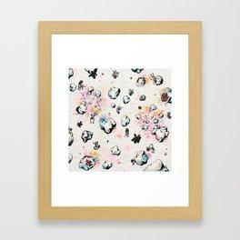Slack Tide Framed Art Print