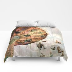 A Carnival In the Sky III Comforters