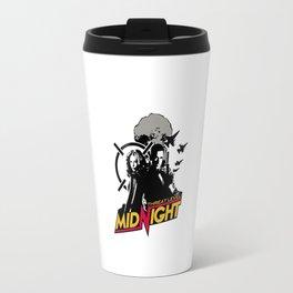 Threat Level Midnight Travel Mug