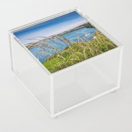 View of Kinsale, Ireland from Summer Cove Acrylic Box