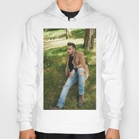 liam payne Hoodies featuring Liam Payne by behindthenoise