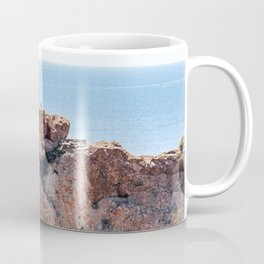 Seacoast of the Esterel Natural Park in French Riviera Coffee Mug